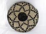 Star Design Coiled Apache Plaque