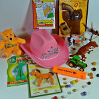 Assortment of Kids Toys