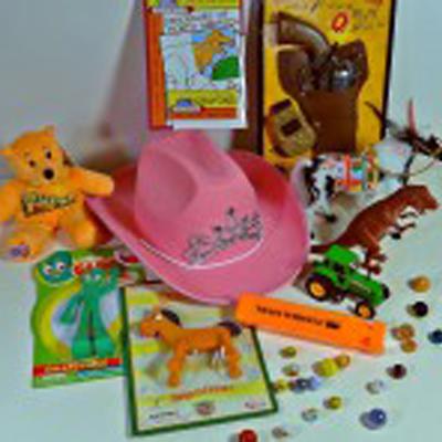 Assortment of Kids Toys