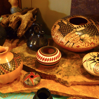 Mexican Pottery and Art