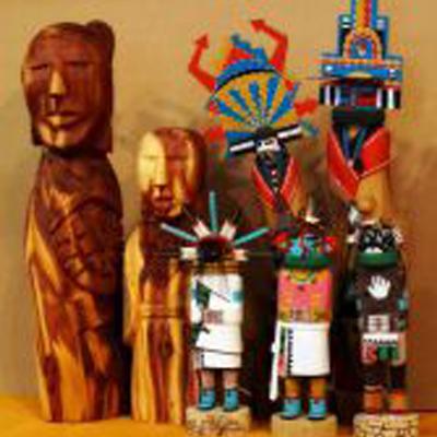 Southwest Gifts Mini Statues