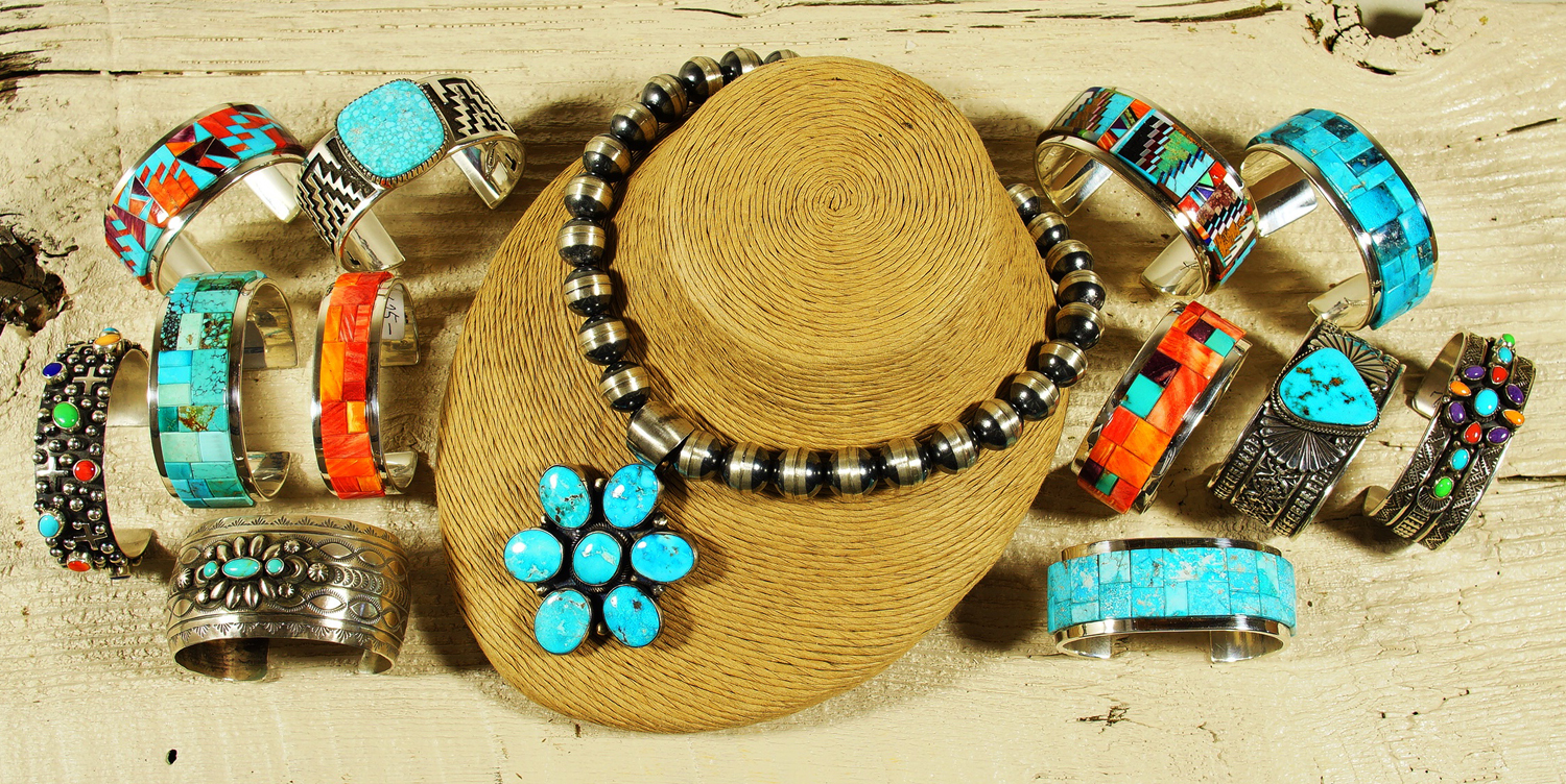 Native American Turquoise Jewelry Collection