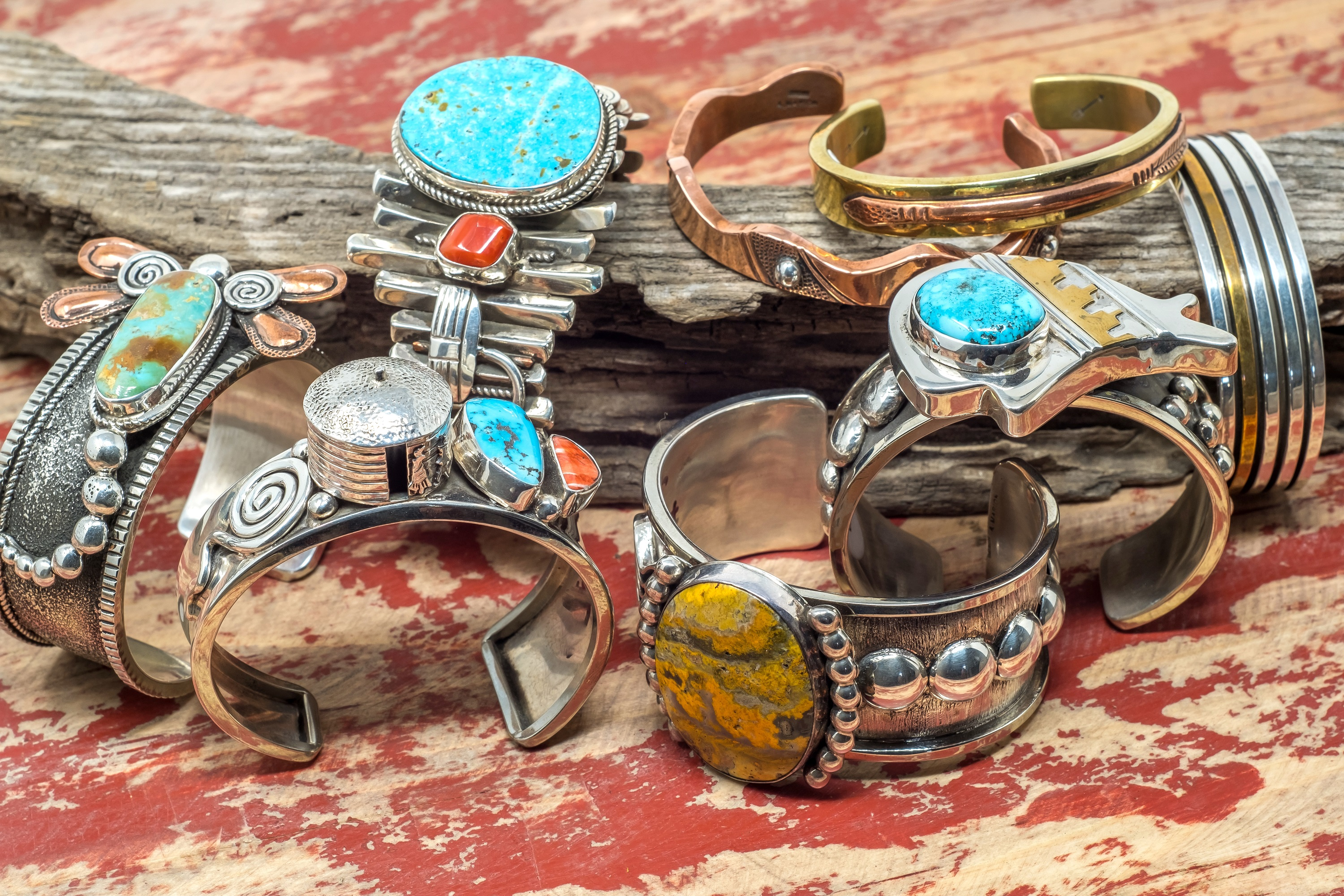 You can find jewelry by these artists—and by many more Native American designers—at the Pickle Barrel Trading Post, a family owned and operated business ...